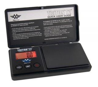 Kleine Digitalwaage Taschenwaage Triton 550
