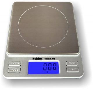 digitale Feinwaage Messbereich 500g / 0,01g