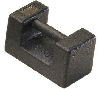 M3 Blockgewichte Gusseisen