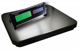 Plattformwaage 150kg / 50g Edelstahl Plattform