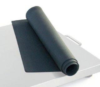 Rutschfeste Gummimatte für Bodenwaagen 945×505 mm