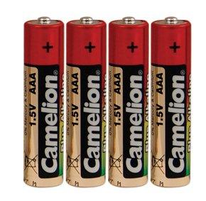 Camelion Batterien Typ AAA - 4 Stück