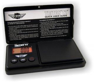 Kleine Digitalwaage Taschenwaage Triton 120