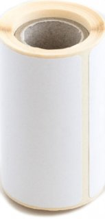 Etikettenrolle für Kern YKE-01 Drucker