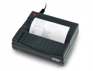 YKS-01 KERN Statistik-Drucker für Waagen mit RS-232 Schnittstelle