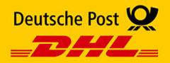 Versand erfolgt per DHL